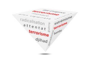 Pyramide 3D Terrorisme